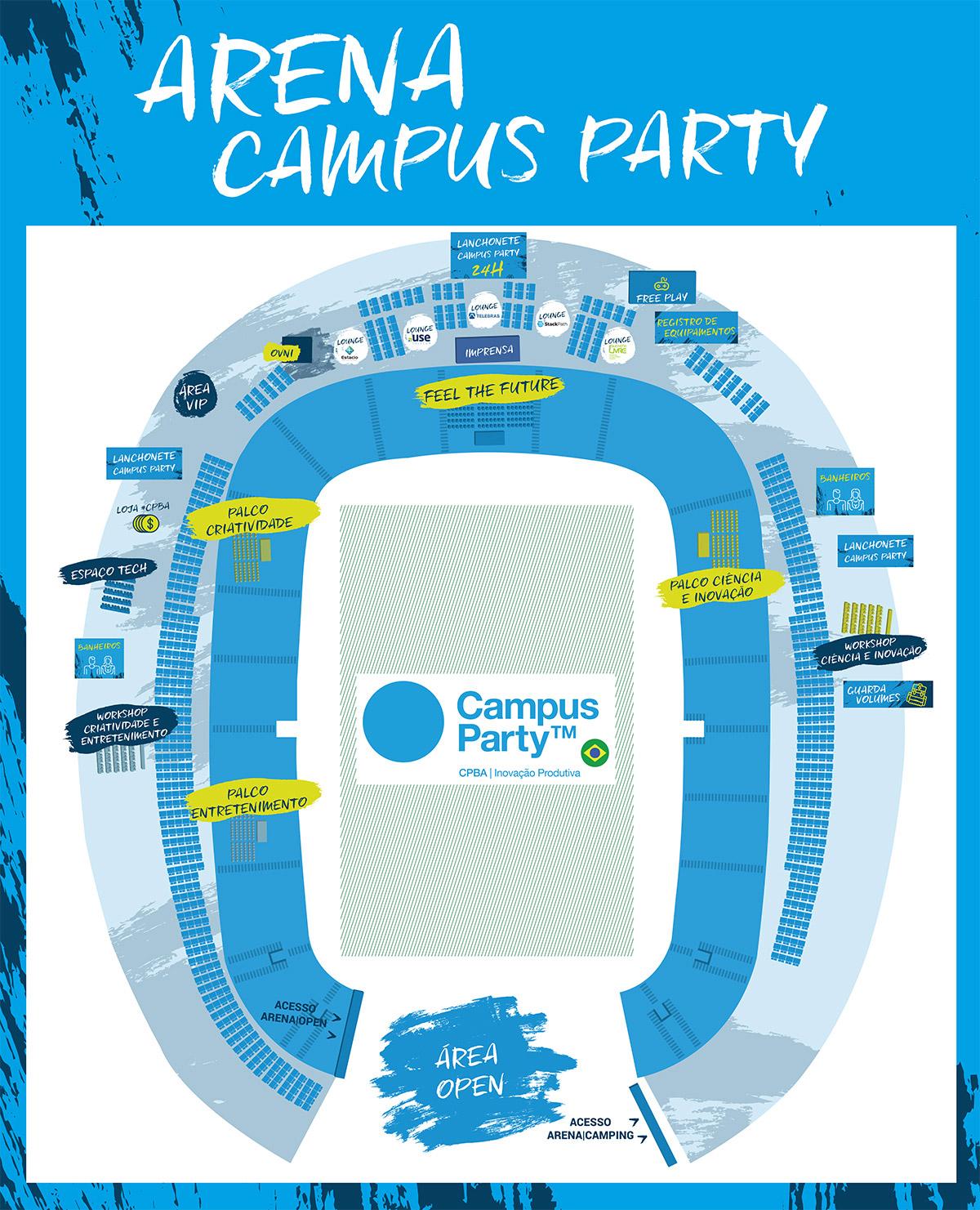 Arena Campus Party